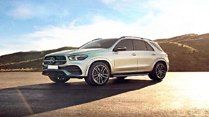 Mercedes-Benz GLE-Class 2019 Exterior 001