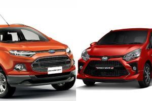 Nggak Cuma Harga Murah, Ini 5 Alasan Ford Ecosport Bekas Lebih Menggoda Daripada Toyota Agya Baru