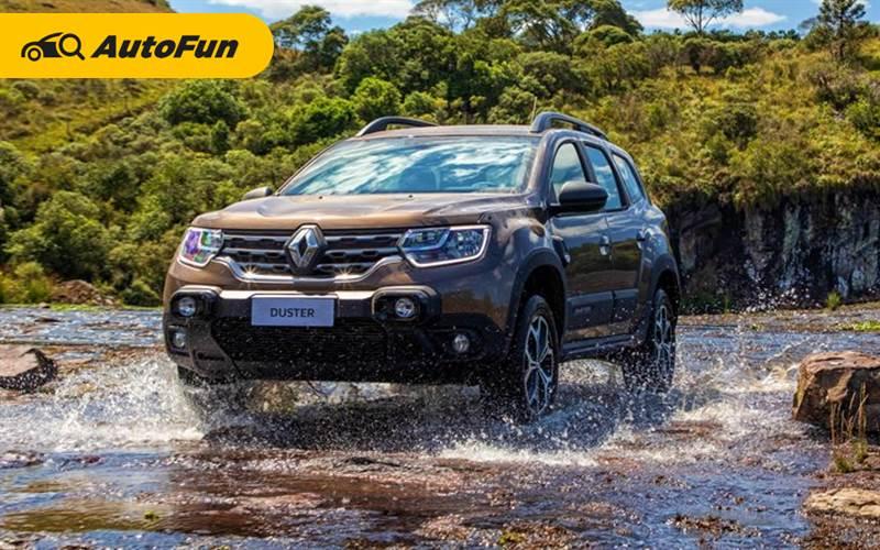 Renault Duster Stop Produksi