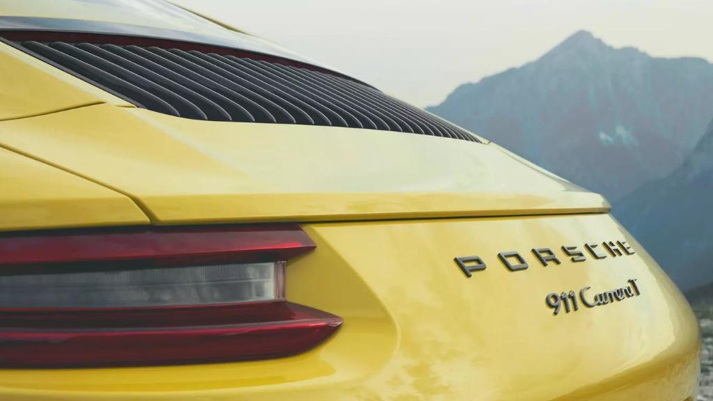Porsche 911 2019 Exterior 070