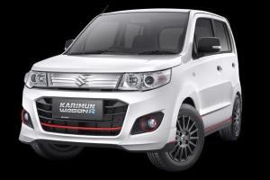 Melihat Perbedaan Suzuki Karimun Wagon R 50th Anniversary Edition