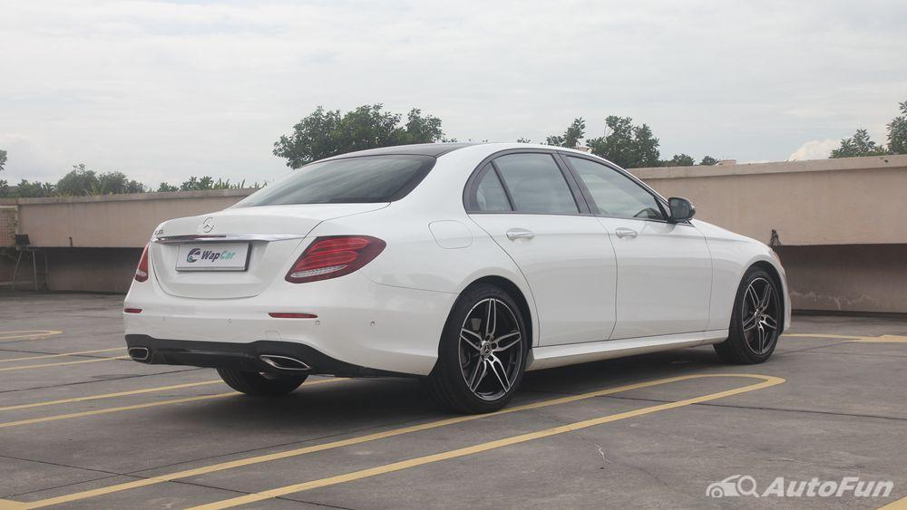 Mercedes-Benz E-Class 2019 Exterior 031
