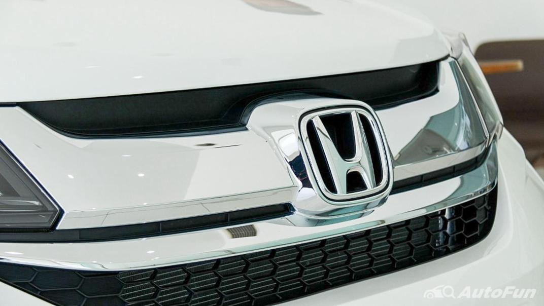 Honda BRV 2019 Exterior 007
