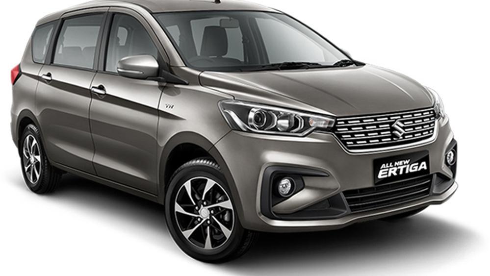 Suzuki Ertiga 2019 Exterior 002
