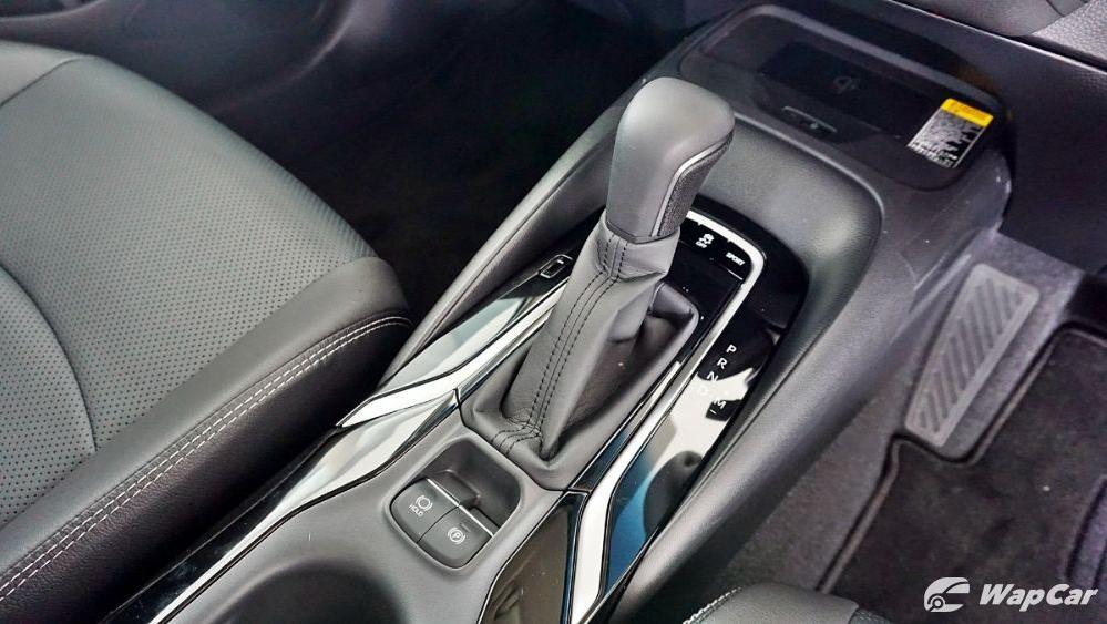 Toyota Corolla Altis 2019 Interior 063
