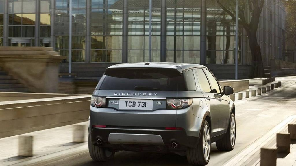 Land Rover Discovery Sport 2019 Exterior 015