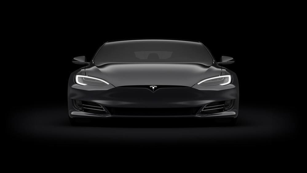 Tesla Model S 2019 Exterior 003