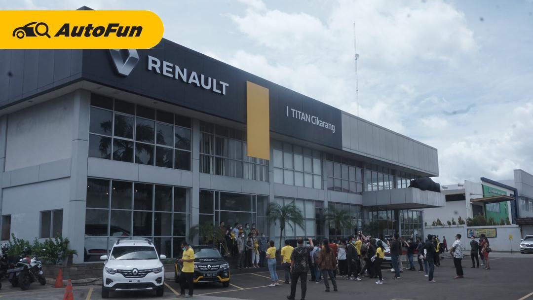 Buka Dealer Baru di Cikarang, Renault Incar Pasar Fleet Jawa Barat 01
