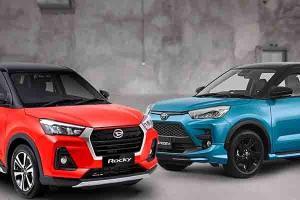 Lebih Murah dan Inden Cepat, Daihatsu Rocky Bisa Lebih Laris Manis Dibanding Toyota Raize