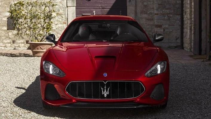 Maserati Granturismo 2019 Exterior 004