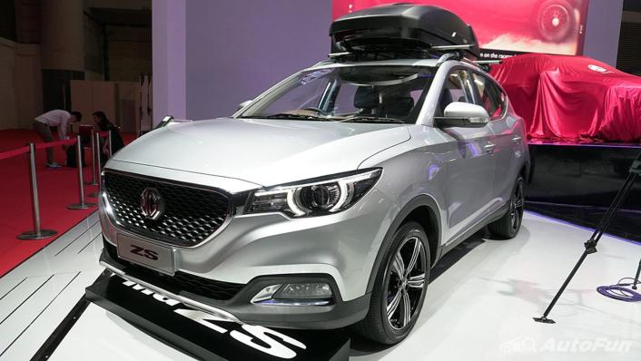 2021 MG ZS Exterior 001