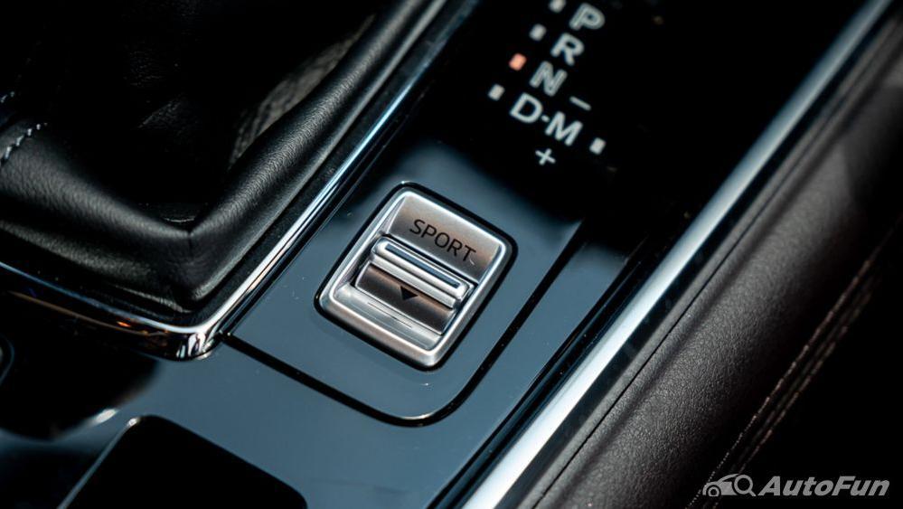 Mazda CX 8 2019 Interior 012