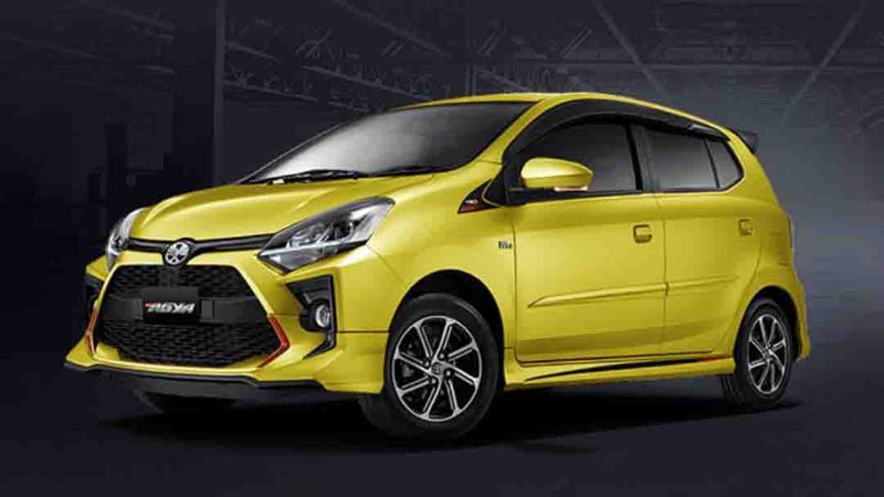 City Car Rp150 Jutaan, Pilih Suzuki Karimun Wagon R GS AGS atau Toyota Agya G MT TRD? 02