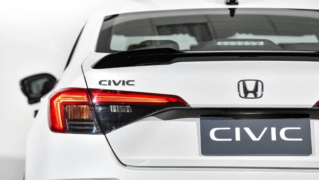 2022 Honda Civic Upcoming Version Exterior 028