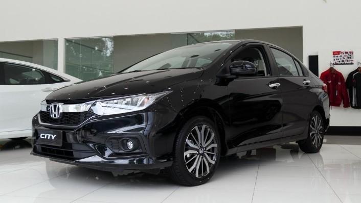 Honda City 2019 Exterior 001