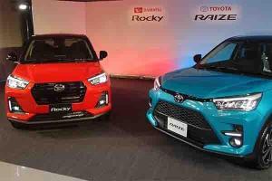Perbandingan Power To Weight Mesin 1.2 L Toyota Raize-Daihatsu Rocky dengan Calya-Sigra, Pendatang Baru Lebih Unggul?