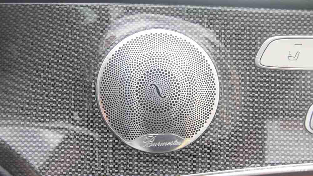 Mercedes-Benz E-Class 2019 Interior 119