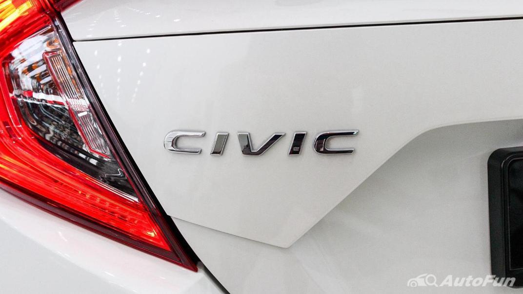 Honda Civic 2019 Exterior 019
