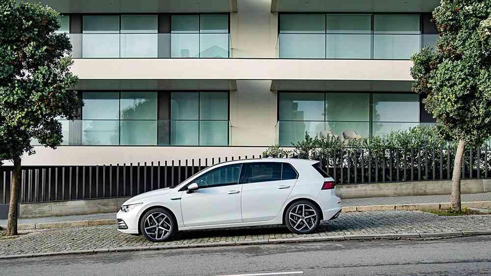 Volkswagen Golf 2019 Exterior 100