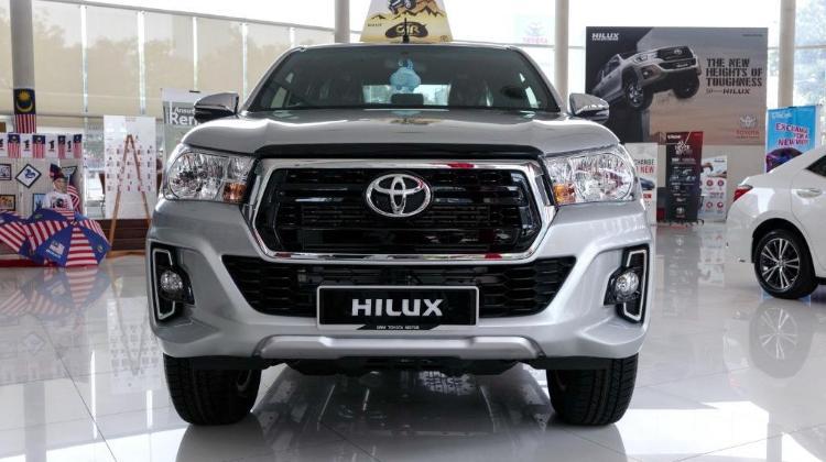 Toyota Hilux 2020 2021 Daftar Harga Gambar Spesifikasi Promo Faq Review Berita Autofun