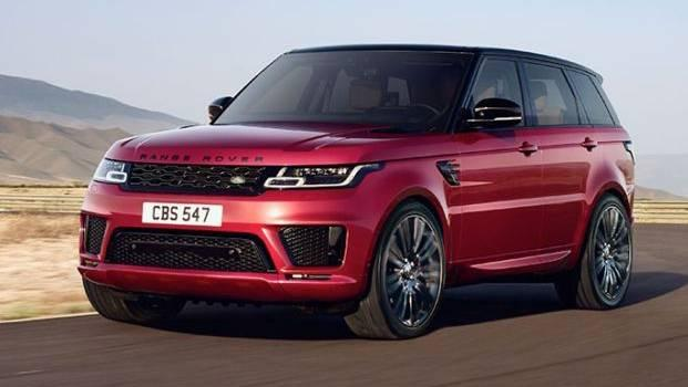 Land Rover Range Rover Sport 2019 Exterior 003