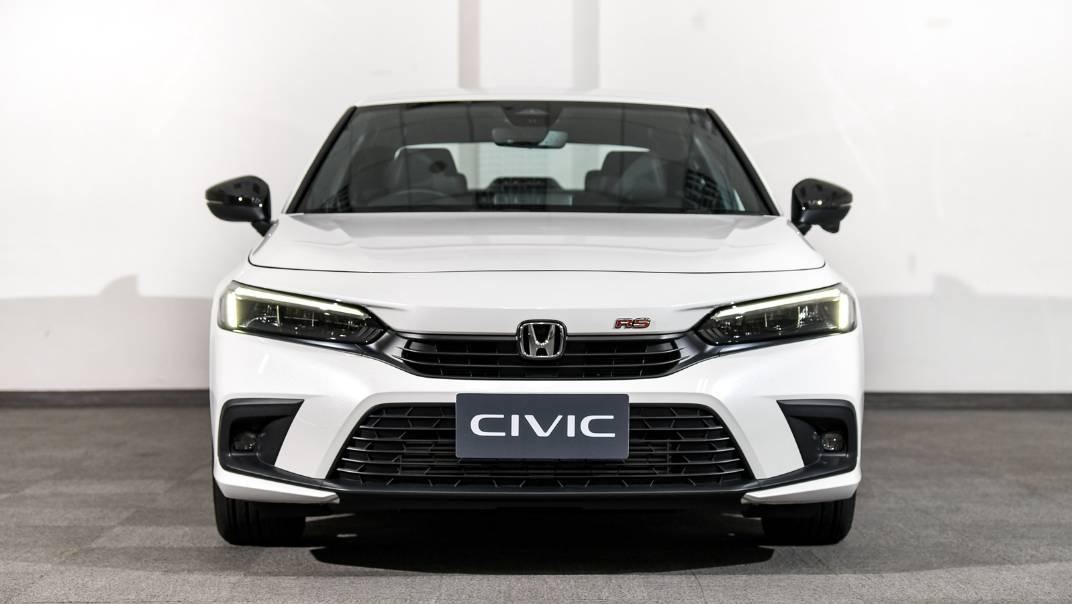 2022 Honda Civic Upcoming Version Exterior 002