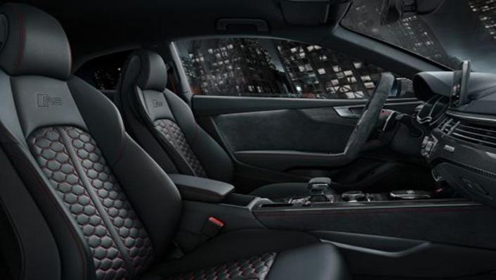 Audi Rs5 2019 Interior 003