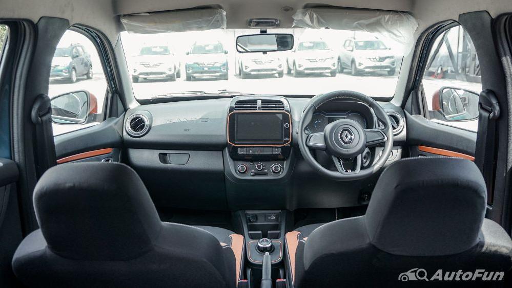 Renault Kwid 2019 Interior 001