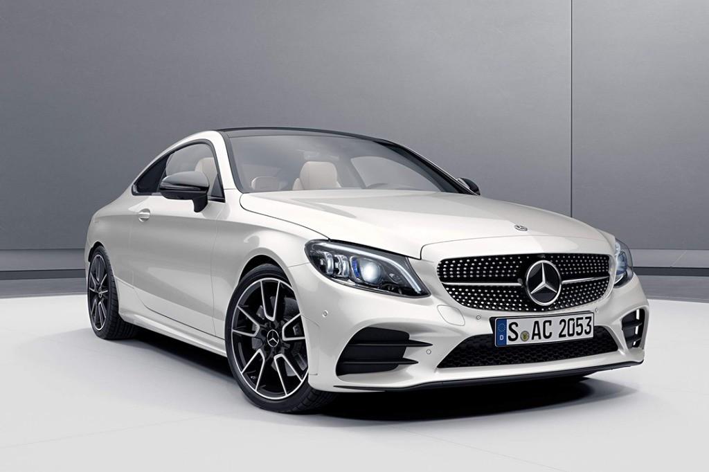 Overview Mobil: Mengetahui daftar harga terbaru dari Mercedes-Benz C-Class C 200 Avantgarde Line 01