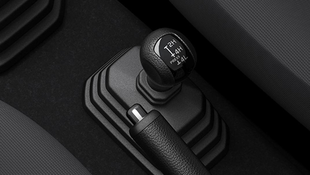 Suzuki Jimny 2019 Interior 002