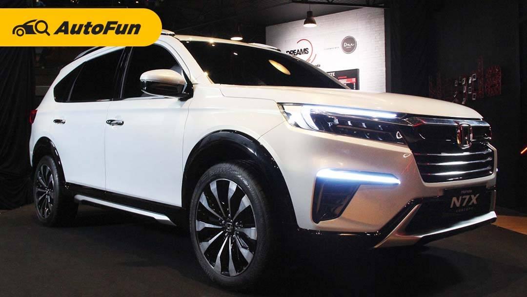 Tambah Honda Sensing, Harga Honda BR-V 2022 yang Meluncur Besok Tembus Rp350 Jutaan? 01