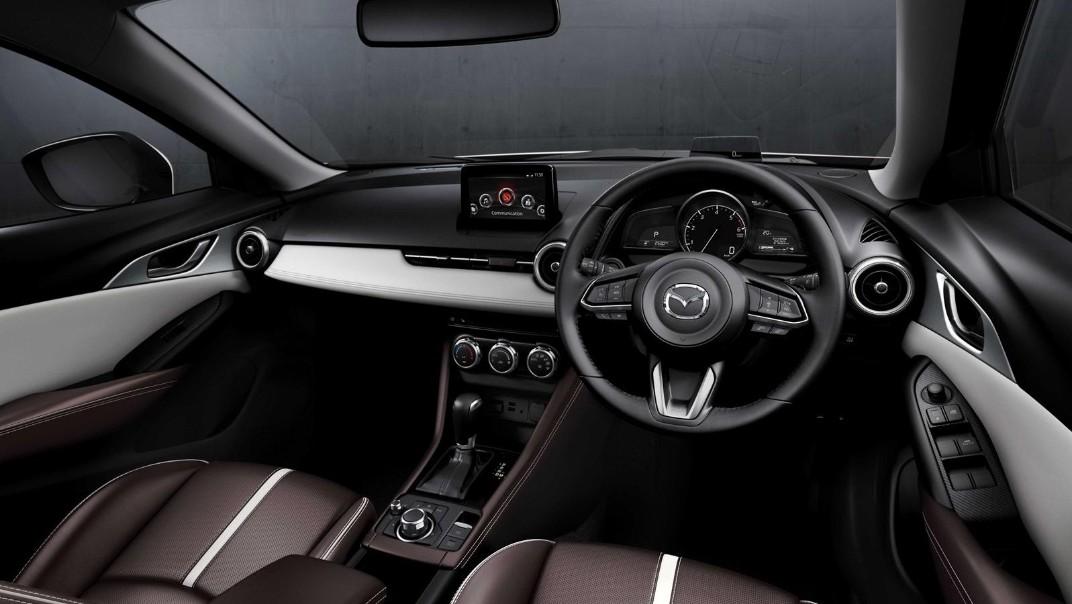 Mazda CX 3 2019 Interior 005