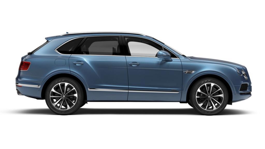 Bentley Bentayga 2019 Exterior 016