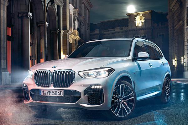 BMW X5 2021, SUV Premium Terbaik Dibanderol Kisaran Rp 1,7 Miliar 01