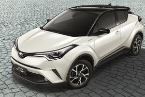 Kurang Laku, Toyota C-HR Bermesin Bensin Tidak Lagi Dijual di Thailand