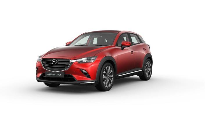 Mazda CX 3 2019 Exterior 007