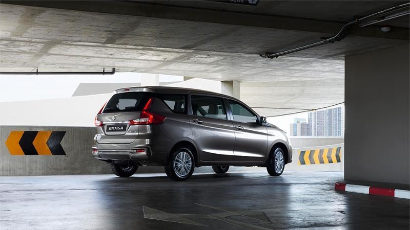 Harga Suzuki Ertiga 2021 Makin Murah, Cicilan Kredit Rp4 Jutaan dengan Diskon Rp20 Jutaan 02