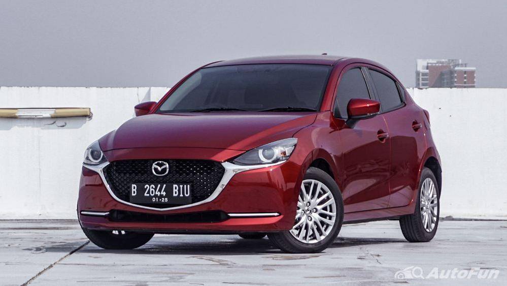 Mazda 2 GT AT Exterior 001