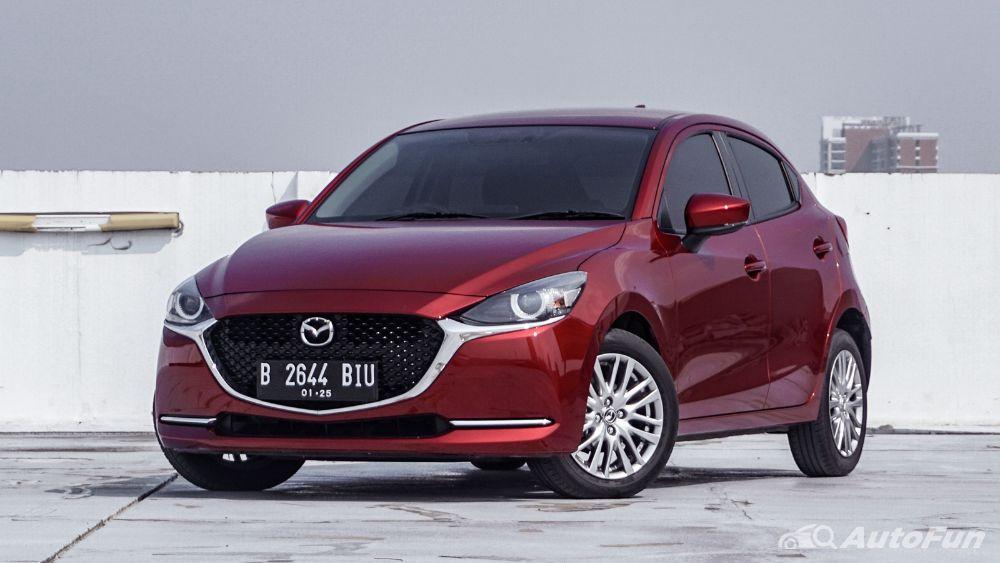 Overview Mobil: Mengetahui daftar harga terbaru dari Mazda 2 R AT 01
