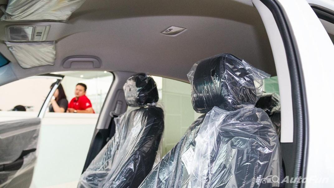 Honda Civic 2019 Interior 039