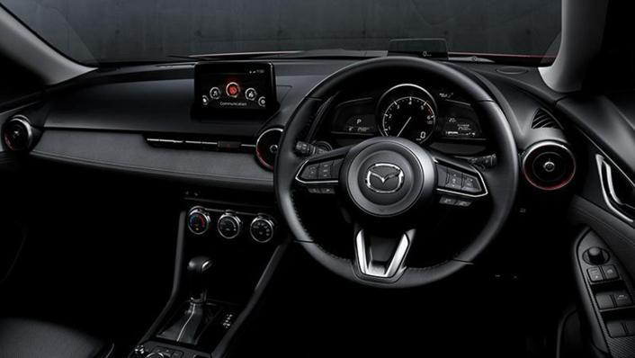 Mazda CX 3 2019 Interior 003