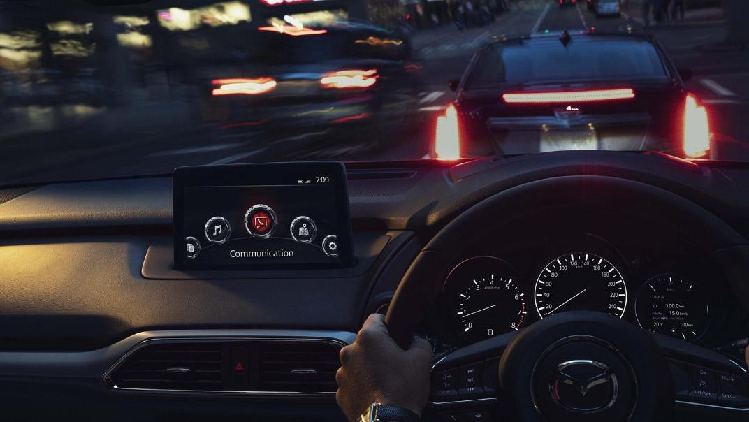 Mazda CX 9 2019 Interior 004