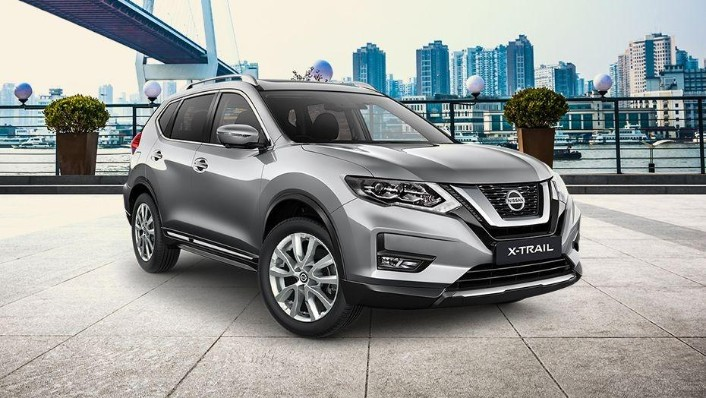 Nissan X Trail 2019 Exterior 002