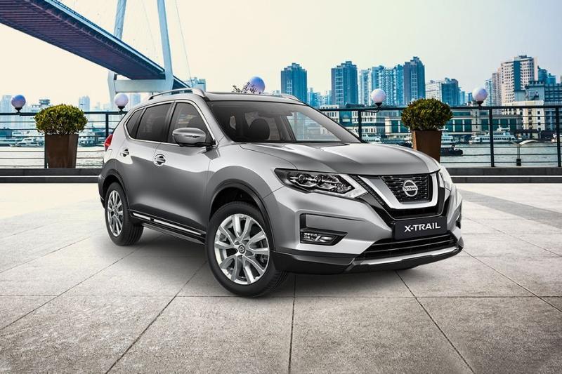 Overview Mobil: 2020-2021 All New Nissan X Trail memiliki eksterior dan dibanderol dengan harga mulai dari Rp542,500 - 542,500 Daftar harga dan biaya cicilan mobil 02