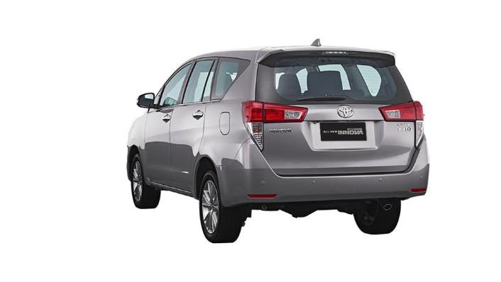 Toyota Kijang Innova 2019 Exterior 005
