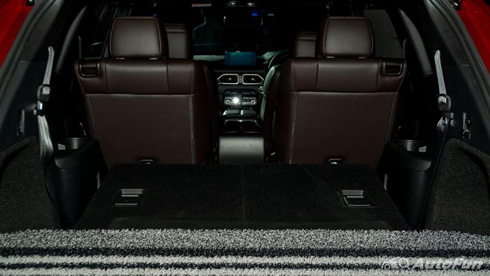 Mazda CX 8 2019 Interior 034
