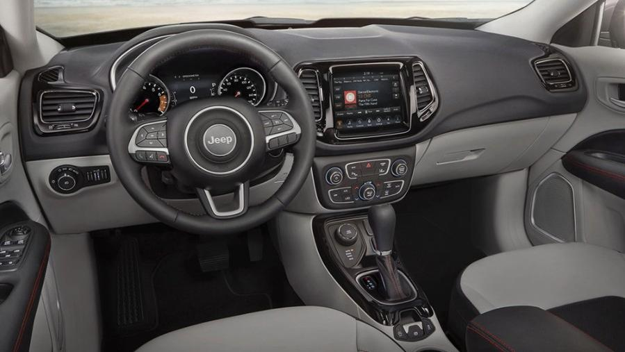 Jeep Compass 2019 Interior 001