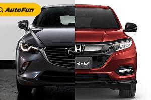 Perbandingan Mazda CX-3 SPORT 1.5 dengan Honda HR-V, Siap Bertarung Jadi Crossover Terlaris Indonesia