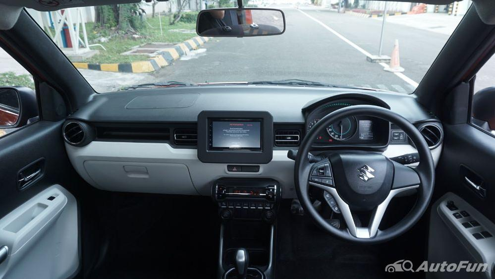 Suzuki Ignis GX AGS Interior 001