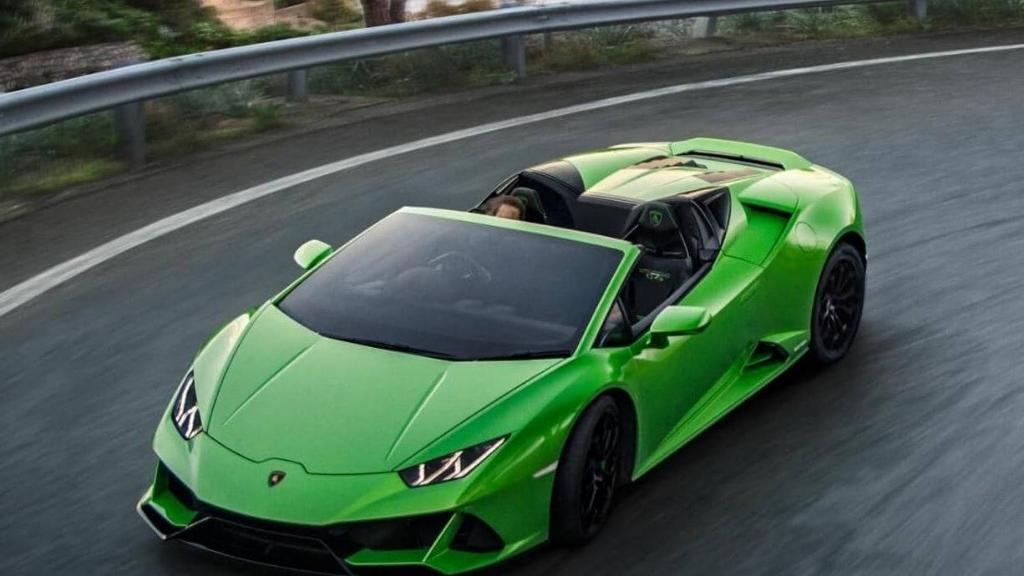 Lamborghini Huracan 2019 Exterior 001